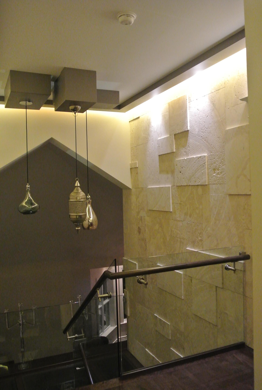 Réaménagement d'un escalier sur 3 étages