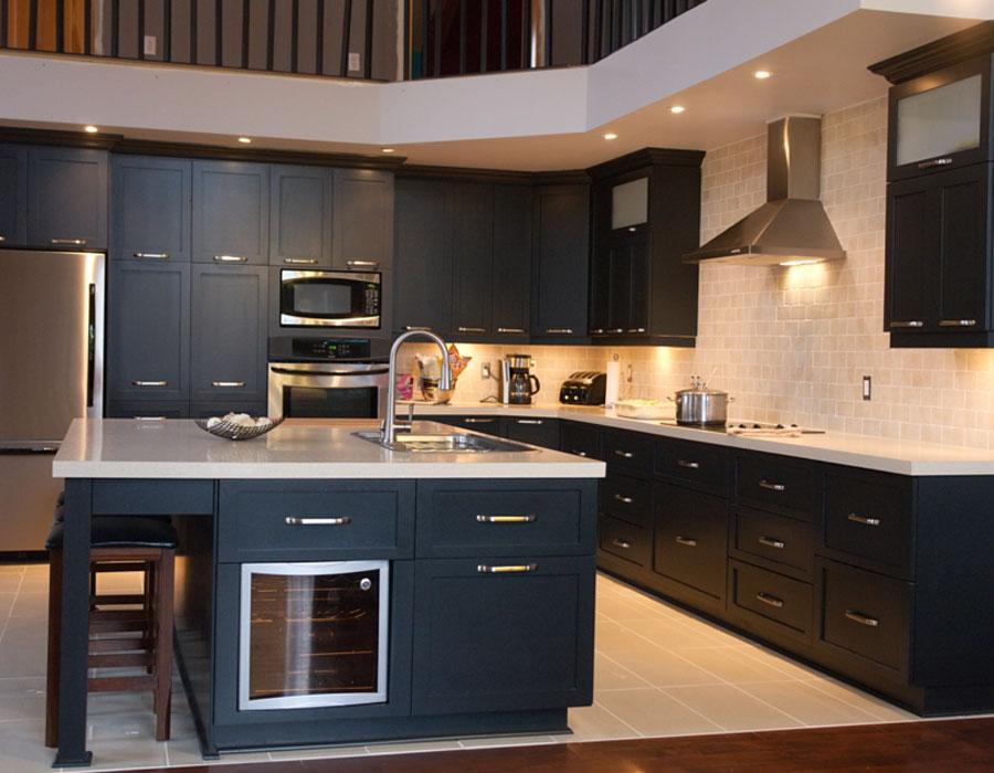 Ge design - Nouvelle cuisine montreal ...