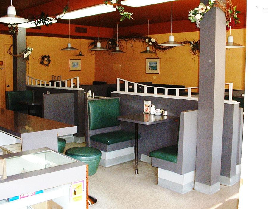 Rénovation d'un restaurant