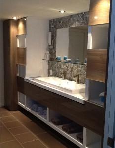 Ajout d'une salle de bain au sous-sol